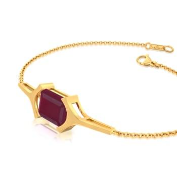 Cabernet Franc Gemstone Bracelets