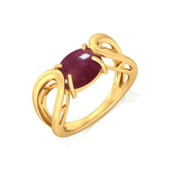 Frizzante Gemstone Rings