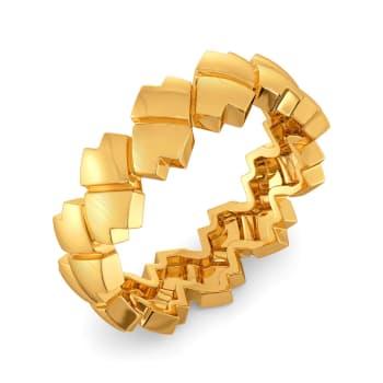 Sweet N Subtle Gold Rings