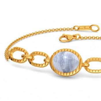 Snow Washed Gemstone Bracelets