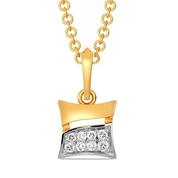 Suave Francais Diamond Pendants