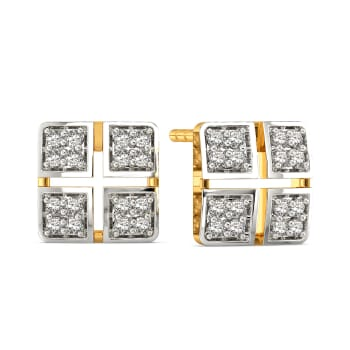 Distinct Formals Diamond Earrings