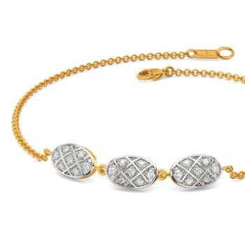 The Check Deck Diamond Bracelets
