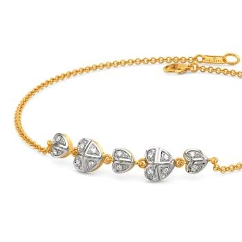 Gingham Desires Diamond Bracelets