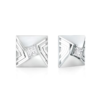 Quad Squad Diamond Earrings
