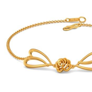 Heart of the Rose Gold Bracelets