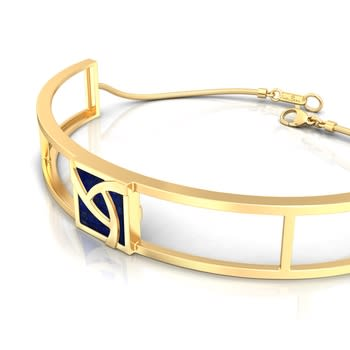 Flame of Iris  Gemstone Bracelets