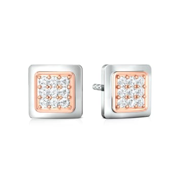 Lasting Impression Diamond Earrings