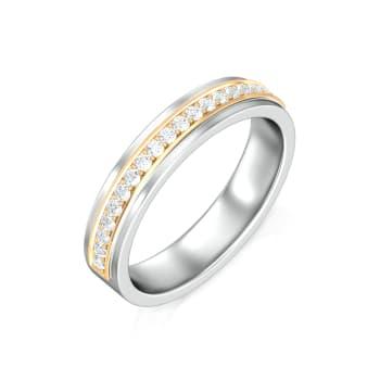 Stylish Forever Diamond Rings