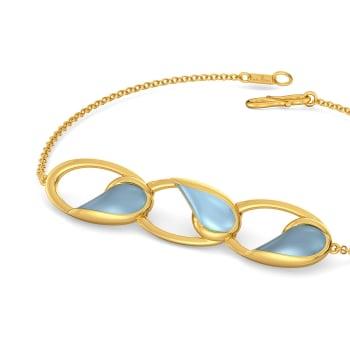 Flor Bonica Gold Bracelets