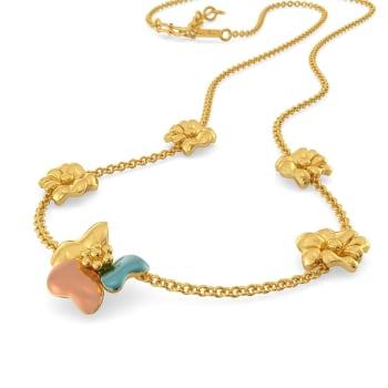 Chaplet Gold Necklaces