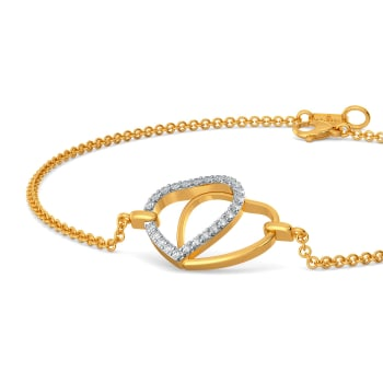 Petal Posse Diamond Bracelets