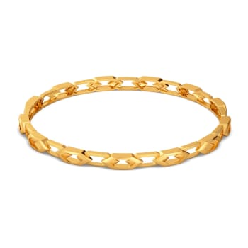 French Flair Gold Bangles