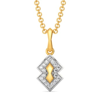 Bold Basics Diamond Pendants