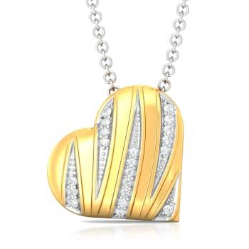 L'Amour Diamond Pendants