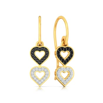 Soul n' Spunk Diamond Earrings