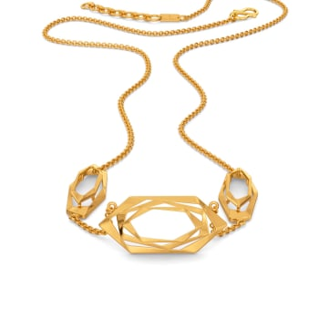 Inners Outers Gold Necklaces