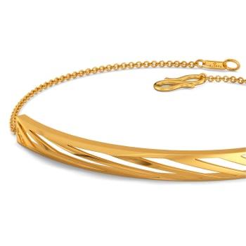 The Rebel Bell Gold Bracelets