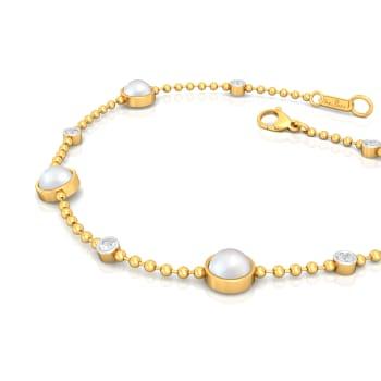 Style Drops Diamond Bracelets