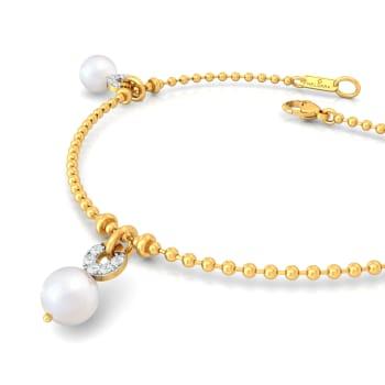 Drop & Dazzle Diamond Bracelets