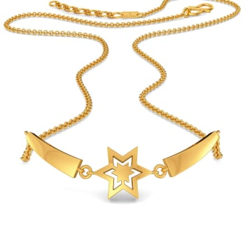 Brand Brew Gold Necklaces