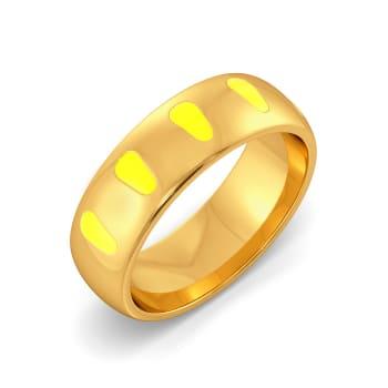 Sweet N Sour Gold Rings