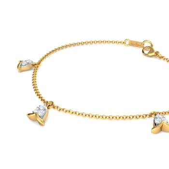 Amaze Acorn Diamond Bracelets