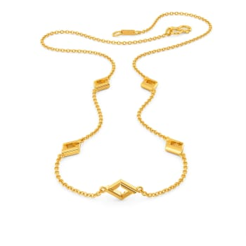 Vector Phenomenal Gold Necklaces
