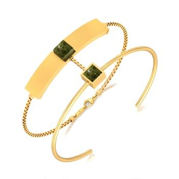 Cadence Call Gemstone Bracelets
