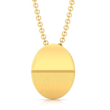 Classic gold Gold Pendants