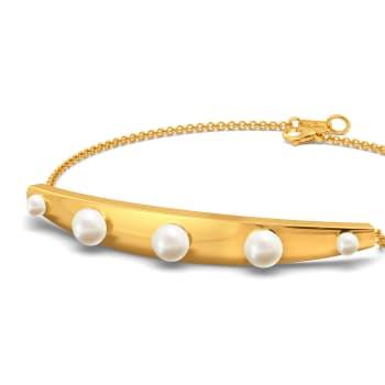 Pearl Play Gemstone Bracelets