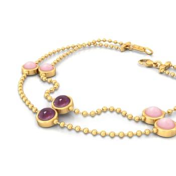 Romantique Gemstone Bracelets