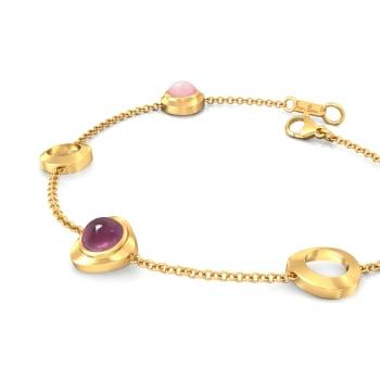 Wild Flamingo Gemstone Bracelets