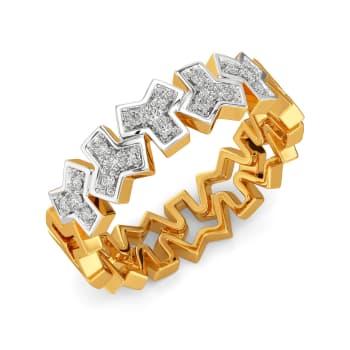 Bolder Shoulder Diamond Rings