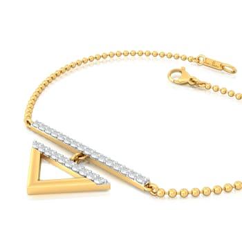 Stripe It Rich Diamond Bracelets