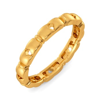 The Rule of Bow Gold Rings