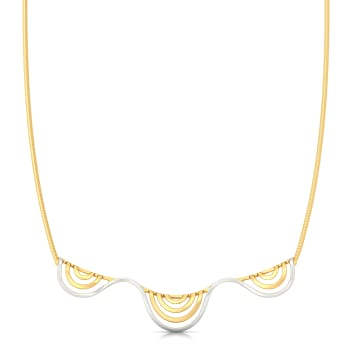 FourC Gold Necklaces