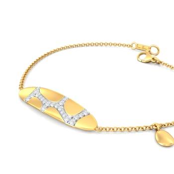 Wild Giraffe Diamond Bracelets