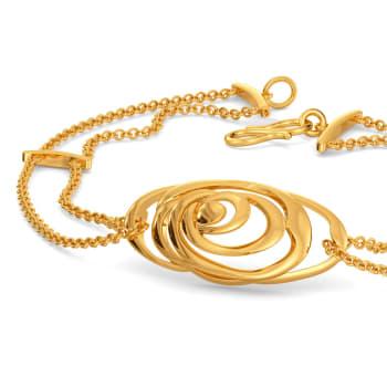 Love Untamed Gold Bracelets