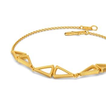 Trinity Fair Gold Bracelets