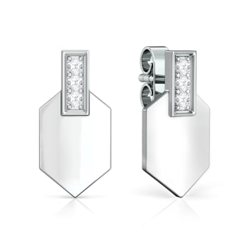 Safeguard  Diamond Earrings
