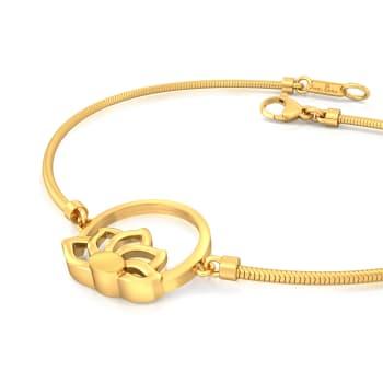 Not So Mellow Yellow Gold Bracelets