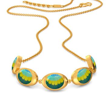 Hippie Hit Gold Necklaces