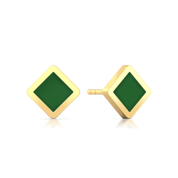 Picture perfect Gold Earrings