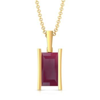 Pinot Noir Gemstone Pendants