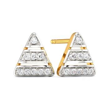 Femme Minimale Diamond Earrings