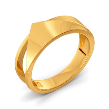 Fit to Formal Gold Rings