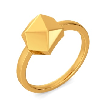 Taut to Tight Gold Rings