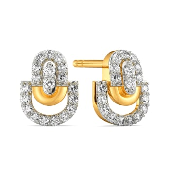 Waist Suits Diamond Earrings