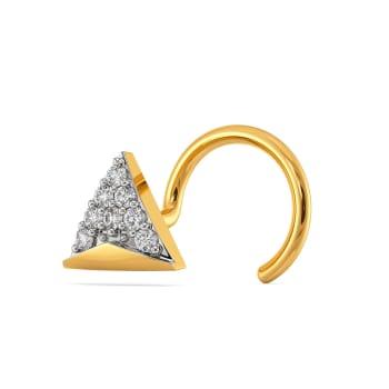 Suit N Social Diamond Nose Pins